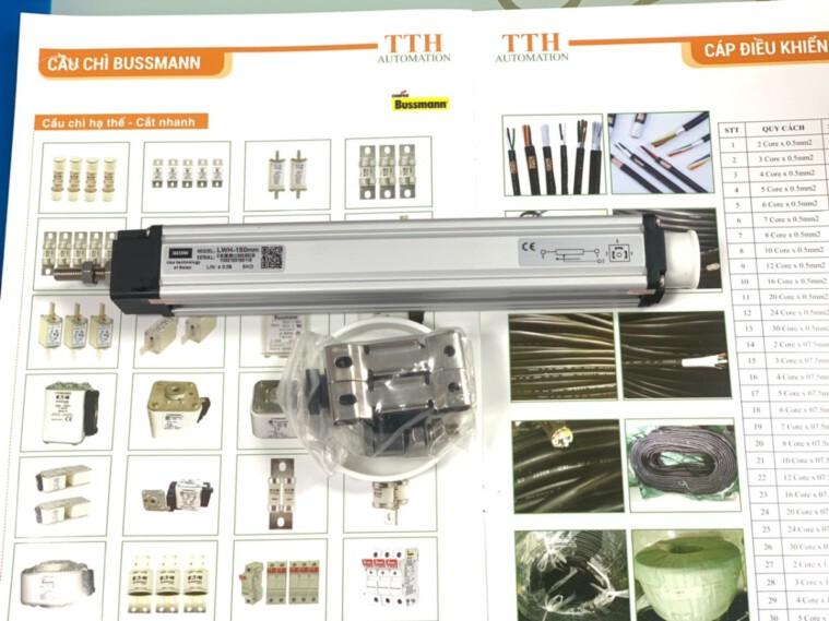 Thước điện trở biến trở tuyến tính LWH, PKM, KTC…TTH Automatic Co.,Ltd