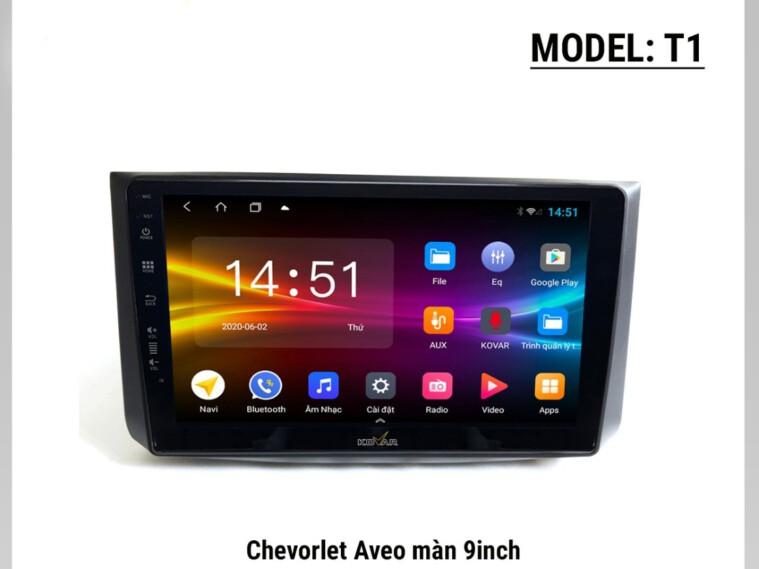 Màn hình DVD Android KOVAR T1 Giá Tốt Bền Đẹp