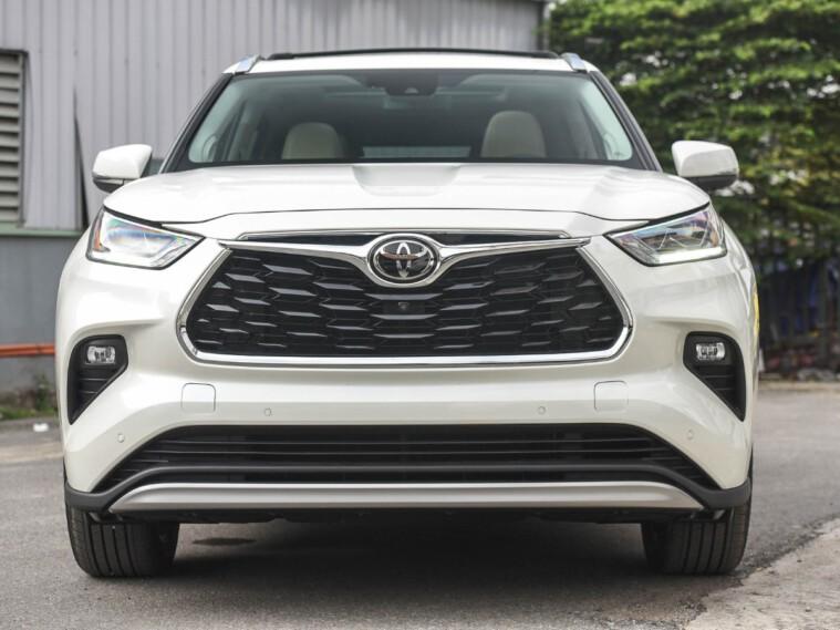 Đại Lý bán Toyota HIGHLANDER Platinum 2021, nhập khẩu mới chính hãng